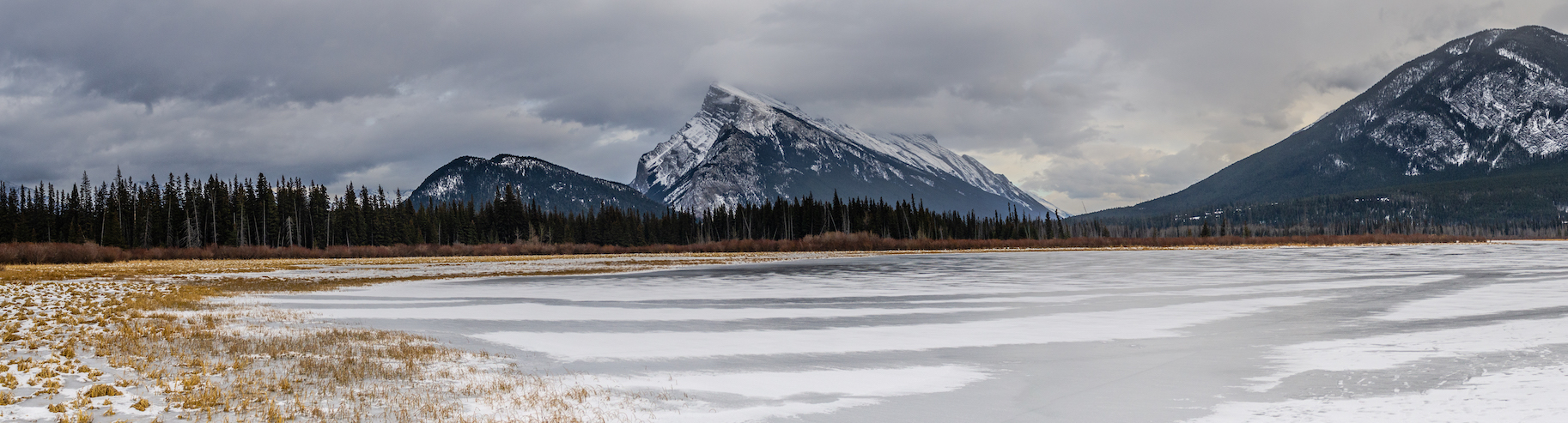 Image credit Dr. Sarah Hewitt; photo of Mount Rundle near Banff, Alberta