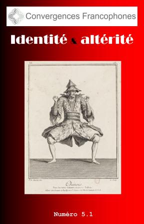 Afficher Vol. 5 No. 1 (2018): Identité et altérité