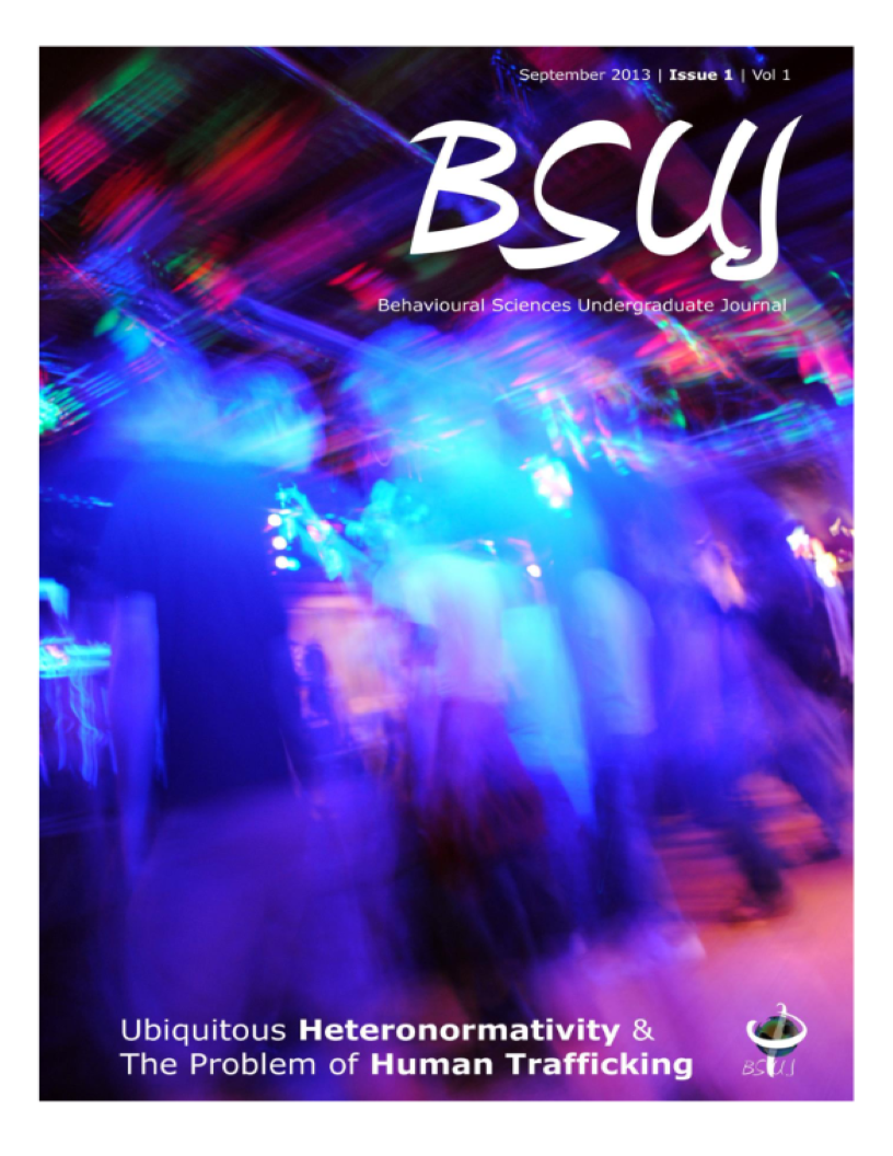 View Vol. 1 No. 1 (2013): BSUJ Vol. 1, Iss. 1. (Special Issue)